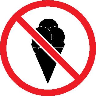 Gallbladder Diet: No Sugar